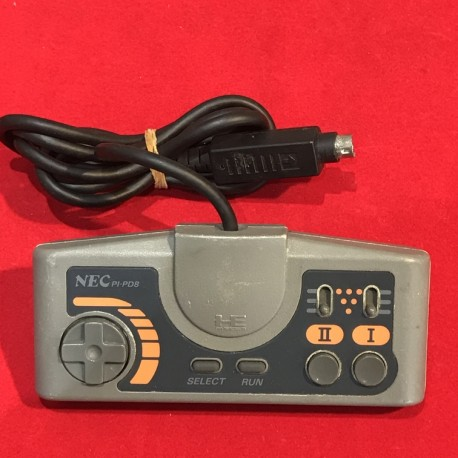 Nec PC Engine Controller Pi Pd8
