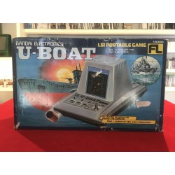 Bandai U-BOAT lsi game japan version