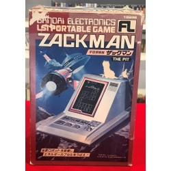Bandai Zackman lsi game japan version