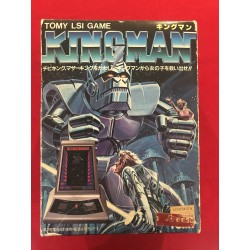 Tomy lsi game King Man japan version