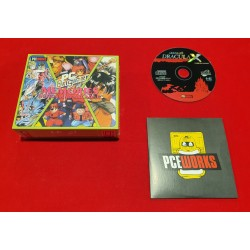 PCE Works - Memories Boxset: Action and Arcade II - PC-Engine Repro