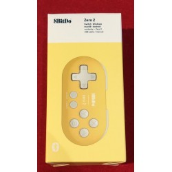 8 Bit Do Mini Pad Wireless Yellow
