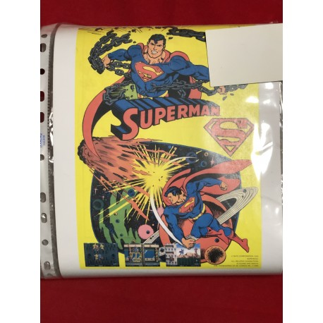 Superman Taito Jamma Board