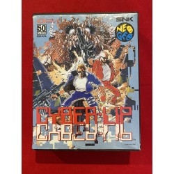 Snk Cyber-lip Neo Geo Aes NTSC Jap version