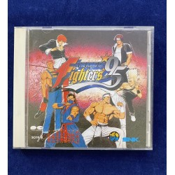 SNK Neo Geo CD The King Of Fighters 95