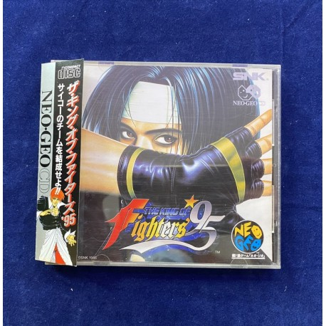 SNK Neo Geo CD The King Of Fighters 95 Jap