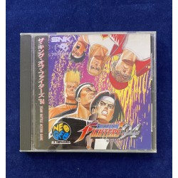 SNK Neo Geo CD King Of Fighters 94 Jap