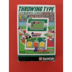 Throwing Type Hyper Olympic Bandai Electronics