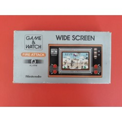 Fire Attack Game&Watch Wide Screen Nintendo