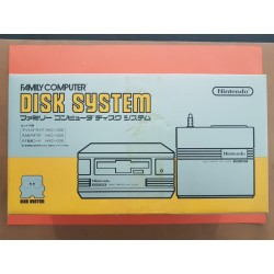 Family Computer Disk System Nintendo