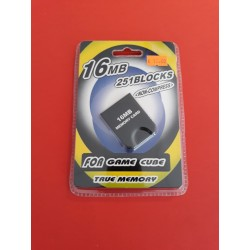 Memory Card Nintendo Game Cube 16mb (compatibile)