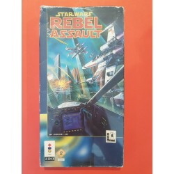 Star Wars Rebel Assault 3DO