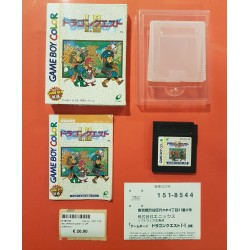 Dragon Quest I.0 NTSC J Game Boy Color