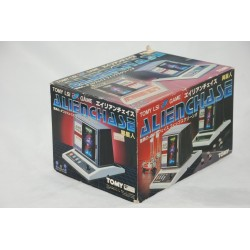Tomy lsi game Alien Chase japan version